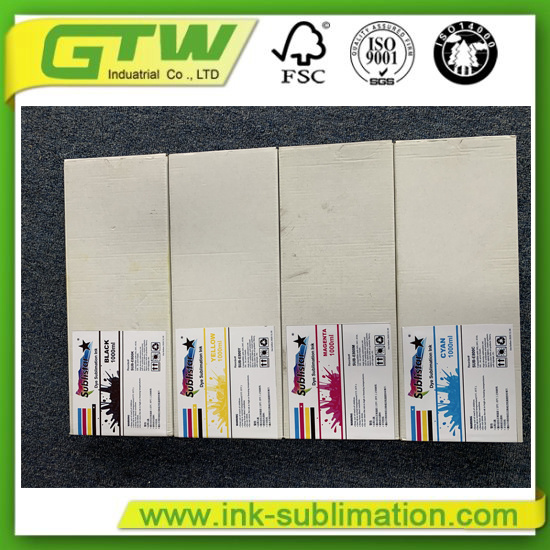 Chinese Compatible Sublimation Printing Ink (High Density)