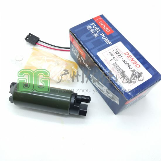 High Quality for Toyota Land Cruiser Fuel Pump 23221-66040 23220-66040