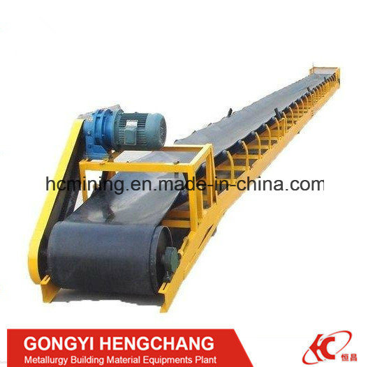 Mining Indsutrial Steel Gold Ore Stone Pebble Rubber Belt Conveyor