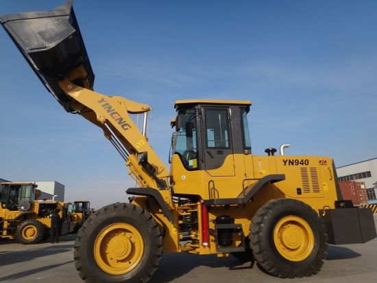 Yineng 4 Ton Wheel Loader Yn940 pictures & photos