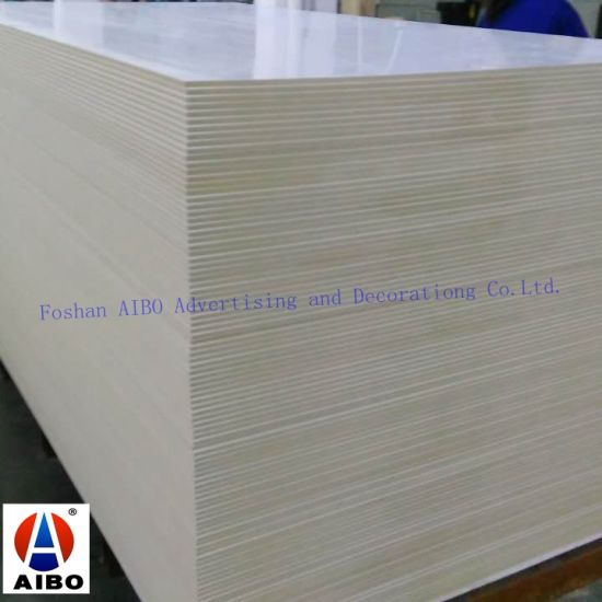 China 28mm Rigid PVC Foam Board for Door Making - China 28mm