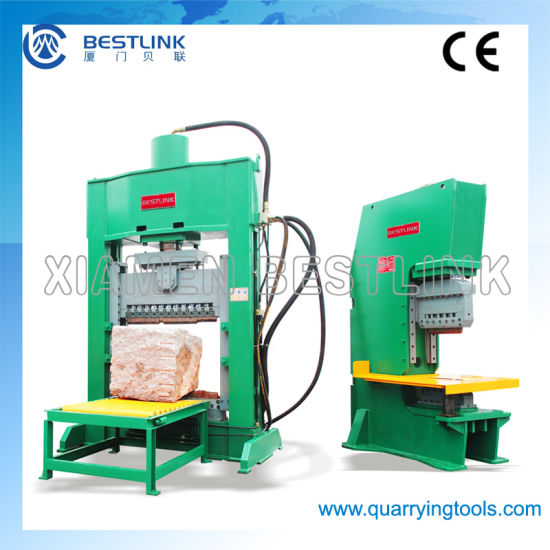 Hydraulic Paving Block Machine for Granite pictures & photos