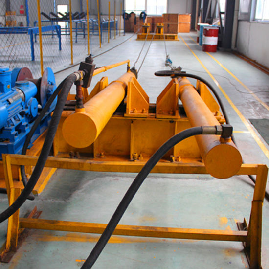 Hydraulic Tension Device for Belt Conveyor pictures & photos