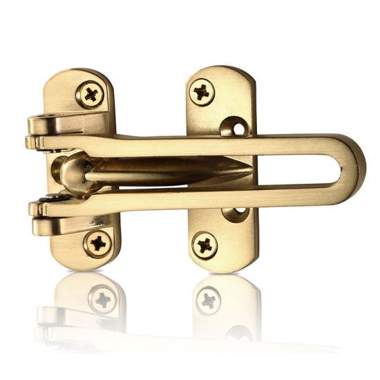 Zinc Alloy Door Hardware Accessories Door Guard
