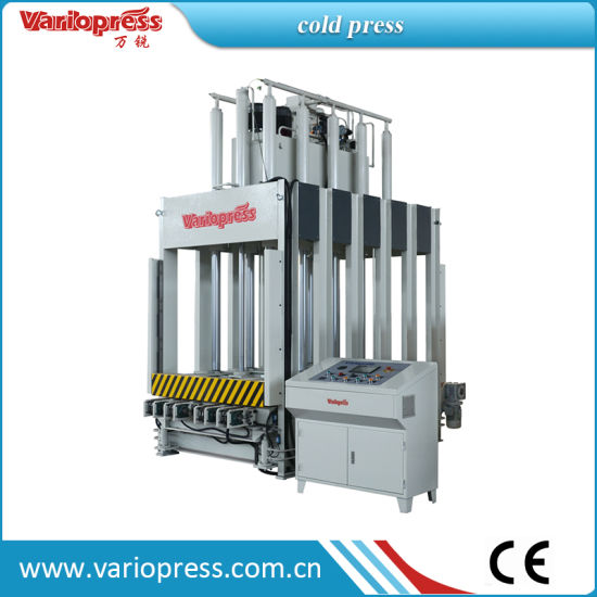 Veneer or Honeycomb Laminated Cold Press Machine pictures & photos