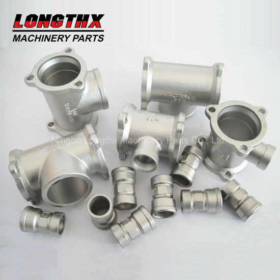 Precision Iron Aluminum Alloy Stainless Steel Metal Sand Die Lost Wax Investment Casting