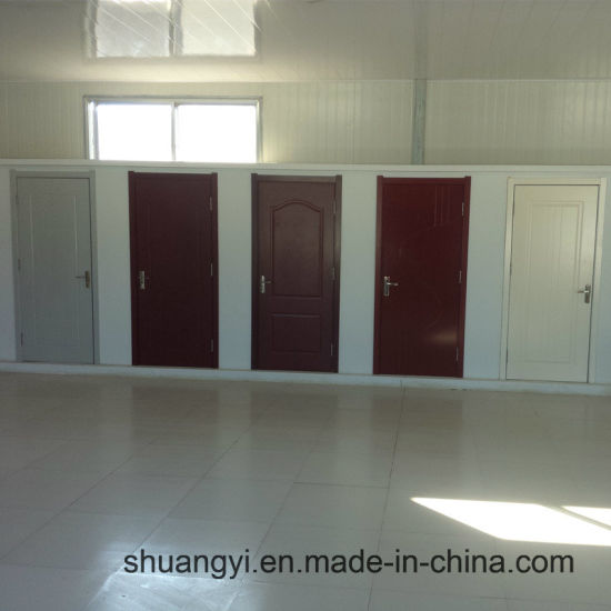 Chinese Cheap Economical Wooden Door pictures & photos
