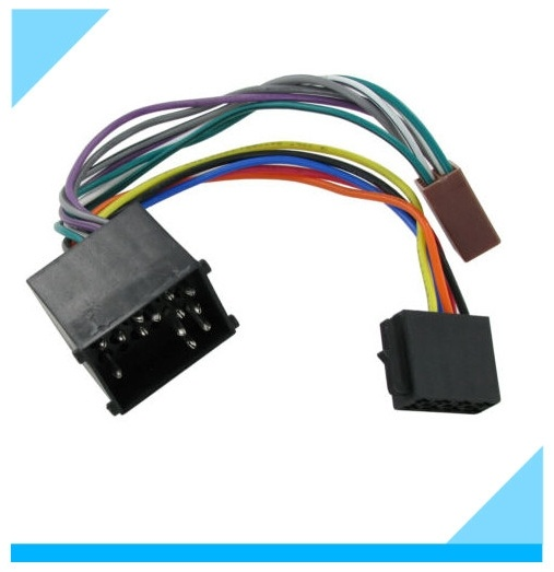 Custom Adapter Automotive BMW/Audi/Vw Wire Harness pictures & photos