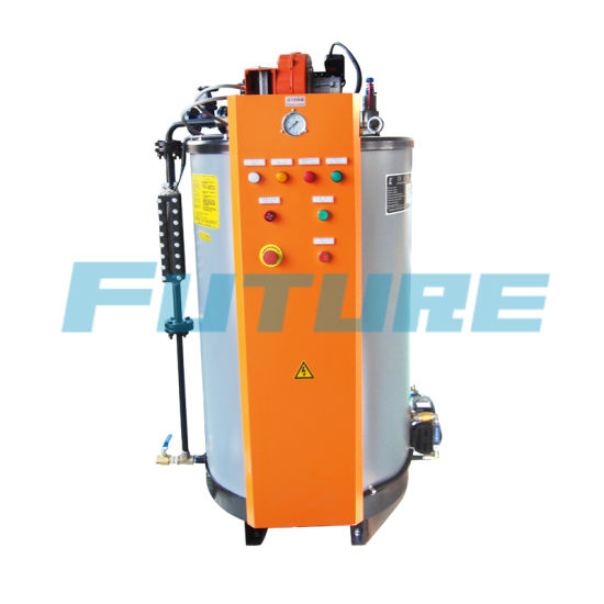 China New Launched Light Diesel Steam Boiler for Fermenter - China ...