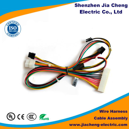 Customized Wiring Harness with Specification UL Approved pictures & photos