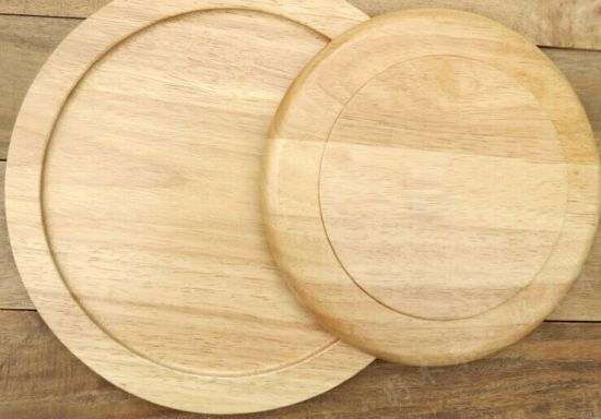 Eco Friendly Square Bamboo Serving Tray