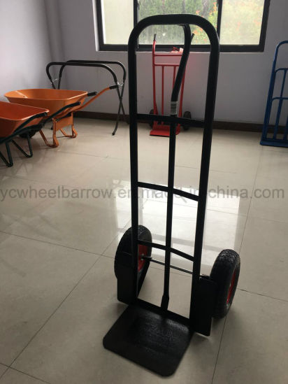Direct Factory Metal Hand Trolley pictures & photos