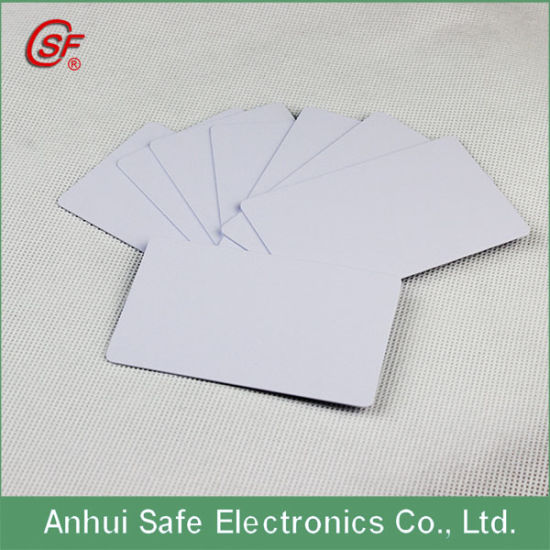 Super Deals Inkjet Printable PVC Card to Printer