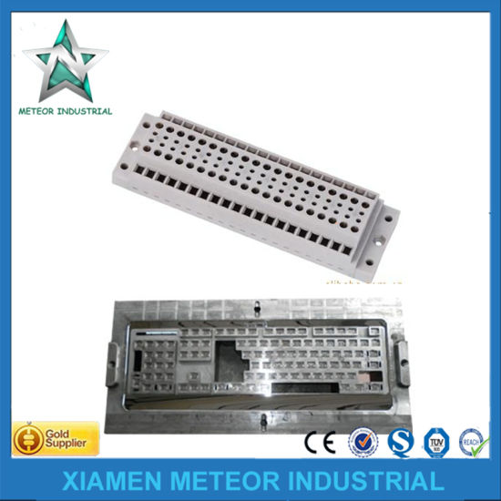 Customized Electronic Computer Accessories Shells Plastic Injection Moulding