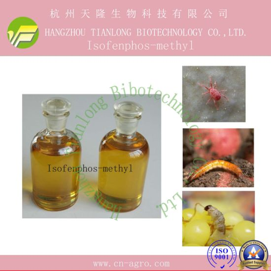Highly Effective Insecticide Isofenphos-Methyl (95%TC, 35%EC, 40%EC, 2.5%GR, 3%GR) pictures & photos