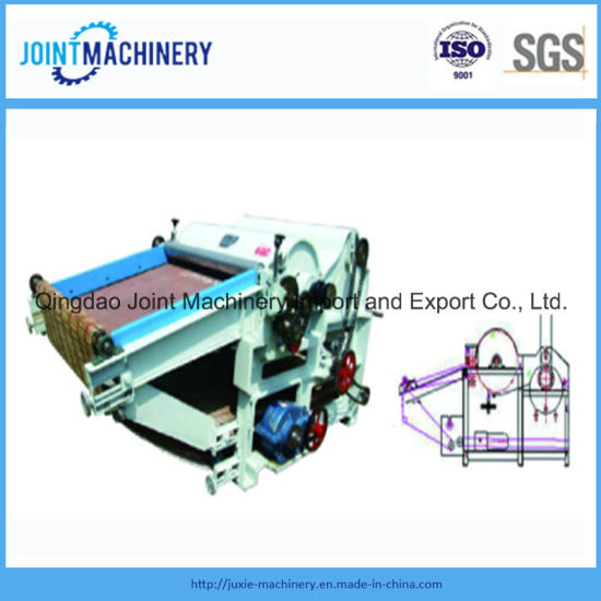 Jm-550 Textile Waste Opening Machine for OE Spinning pictures & photos