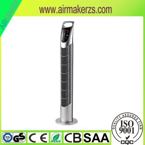 New Air Cooling Electric Tower Fan with Powerful Motor SAA/CB/Ce