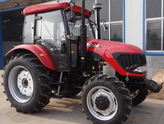 110HP Tractor 4WD Farming Tractor with Cheap Price pictures & photos