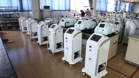 Beijing Sincoheren 2017 Trend FDA Diode Laser Hair Removal Machine pictures & photos