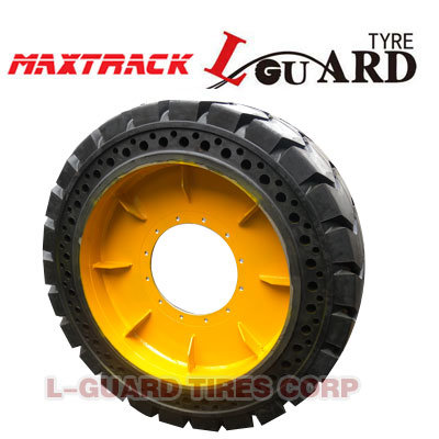 Forklift Solid Tire 5.00-8 15*4 1/2 -8 15*4.5-8 4.00-8 Tyres (6.50-10, 7.00-12) pictures & photos