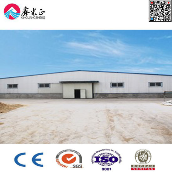 SGS Approved Lightweight Steel Structure House From China pictures & photos