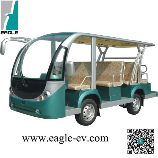 Electric Shuttle Bus, 11 Seats, Eg6118ka, CE Approved, Brand New pictures & photos