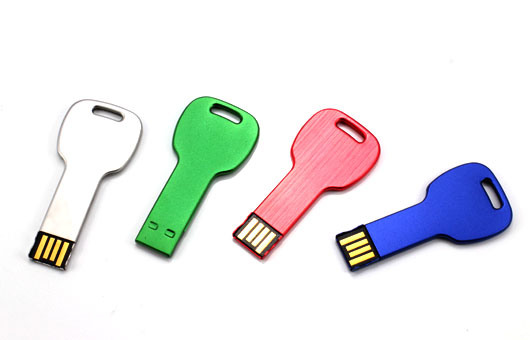 Key Rect Style USB Flash Drive Can Oxidise and Laser Engrave U187/Ky04 pictures & photos