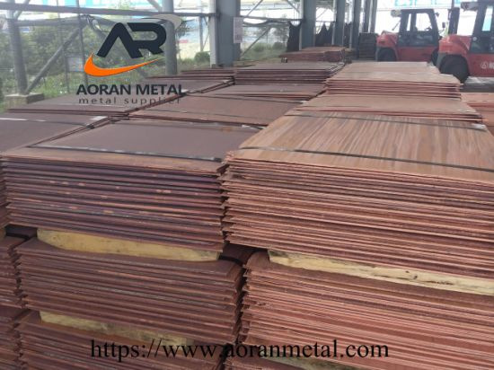 Hot Sale Copper Cathode with Low Price