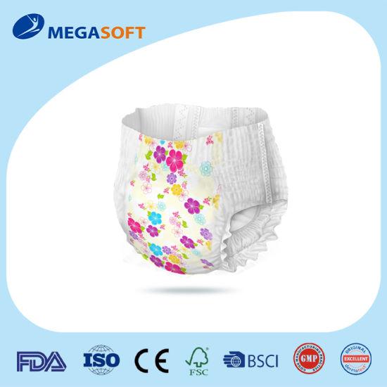 Basic Clothlike Disposable Baby Pants From Megasoft