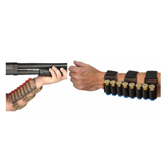 Rifle Bullet Magazine Forearm Shell Cartridge Hunting Gun Bullet Pouch