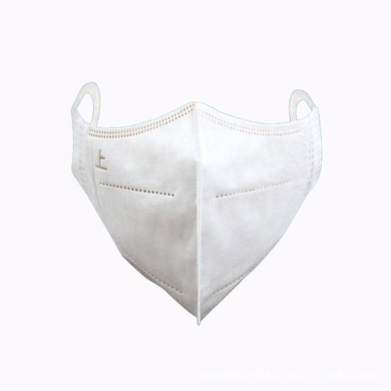 3D Kids Protective Non Woven Disposable Mouth-Muffle Pm2.5 with Earloop 3ply White Face Mask