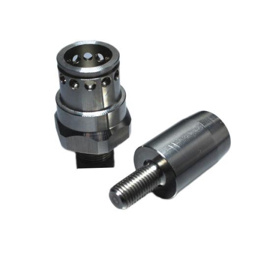 CNC Custom Marine Parts Stainless Steel Water Hydraulic Nipple