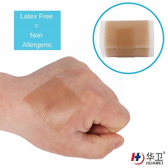 Medical Grade Silicone Medical Treatment Strong Self-Adhesive Moisture Permeability Ugly Scar Sticker