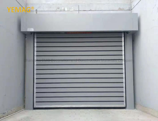 Wholesale High Performance Automatic Roller Garage Door with Remote Control in Good Price