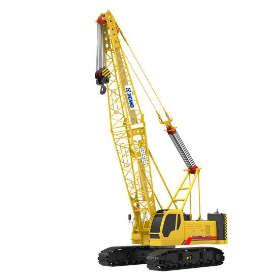 Chinese Big 150ton Crawler Mobile Crane
