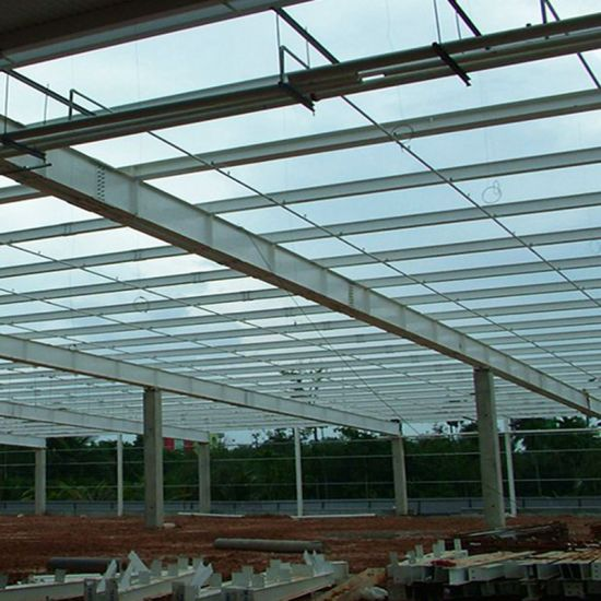 Good Quality Structural Steel for Warehouse to Philippines