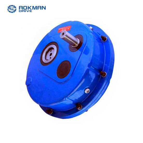 High Transmission Hard Iron Steel Ta Series Shaft Mounted Gearbox