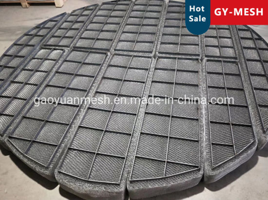 Stainless Steel/Copper Wire Knitted Wire Mesh China Factory