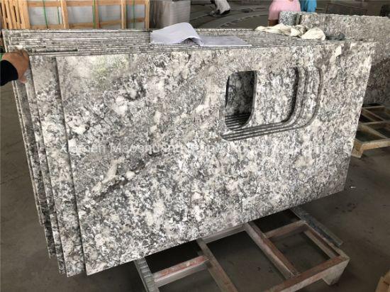 China Granite Stone Slab For Kitchen