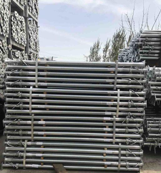 Germany Type Galvanized Steel Props