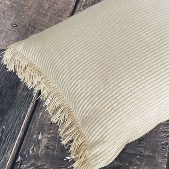 White Indoor And Outdoor Bench Cushion