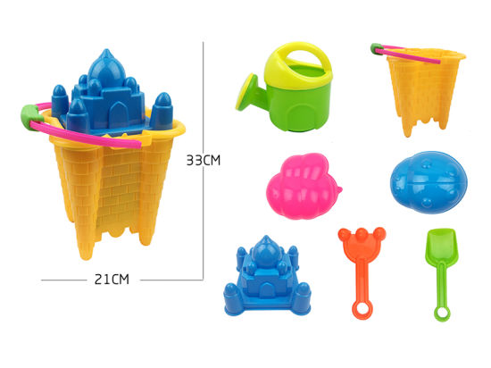 Latest Beach Sand Toy Set Funny Summer Toys Popular Sand Toys H3309386