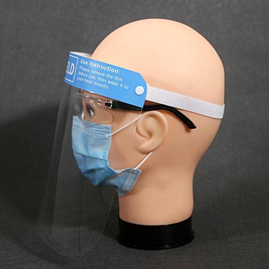 Dual Panel Welding  Anti Glare Splashing Helmet Protective Face Shield New