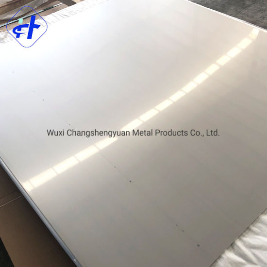 Factory Price Ss347h Stainless Steel Sheet
