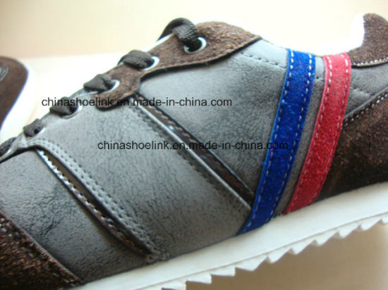 Men Sport Casual Skateboard Shoes (LF-KY1201) pictures & photos