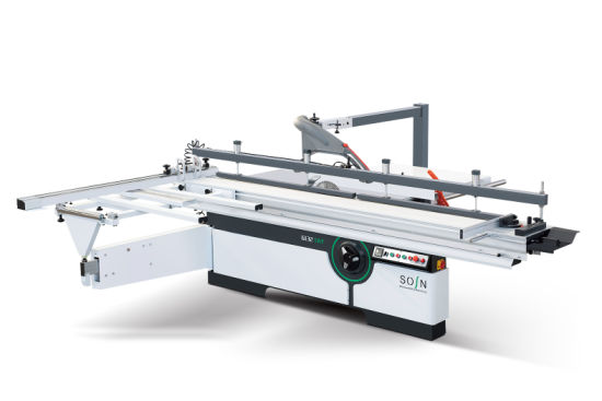Woodworking Machinery Sliding Table Panel Saw with Ce