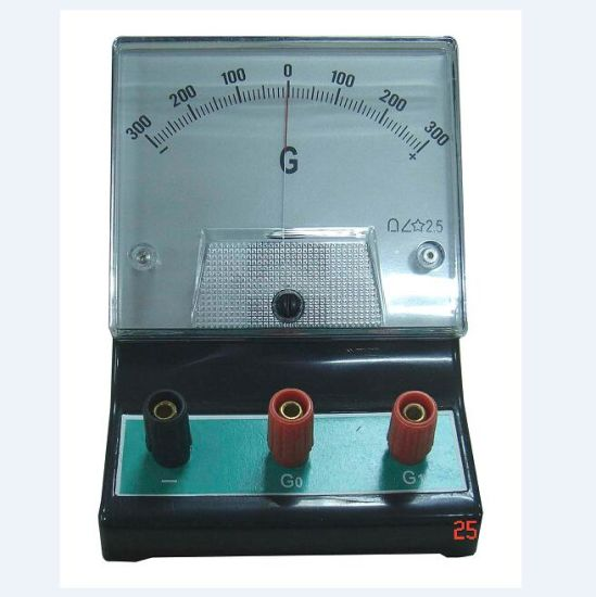 Ammeter, Voltmeter, Galvanometer for Lab Educational Application pictures & photos