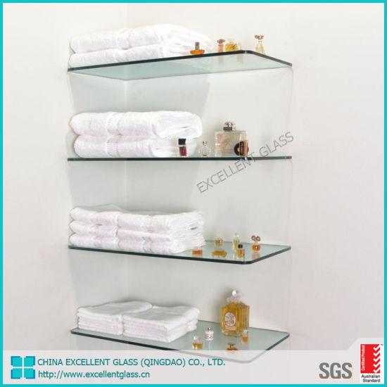 Small Corner Shelves For Closet Image