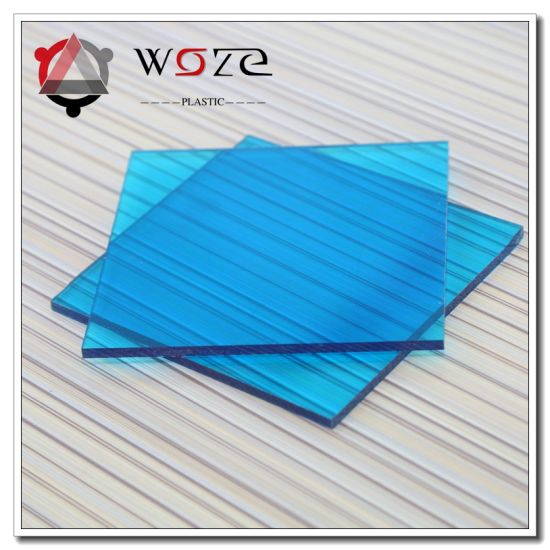 Transparent and Color Polycarbonate Sheet and Board 0.75mm/1mm/ 2mm/ 3 mm/8mm/15mm PC Sheet 1250X2050 SGS Factory Since 2000 pictures & photos