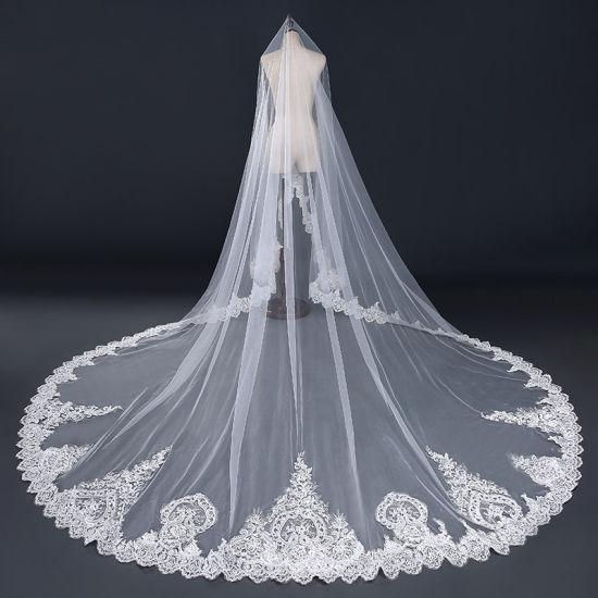 Long Veil Bridal Wedding Accessories Veils Ts5509